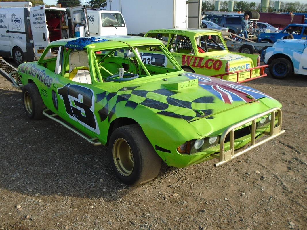 V6 Classic Modified Rental - V6 CLASSIC MODIFIEDS UK SERIES